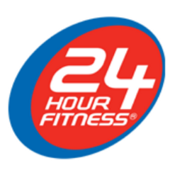 24 Hour Fitness - Aurora City Place logo