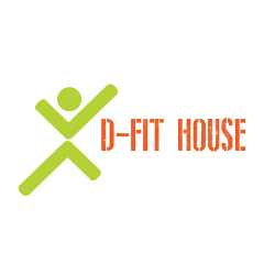 D-Fit House logo
