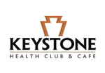 Keystone Health Club & Cafe logo