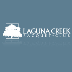 Laguna Creek Racquet Club logo