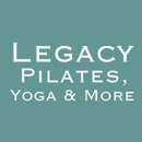 Legacy Pilates, Yoga & More logo