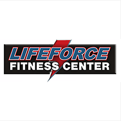 LifeForce Fitness Center logo