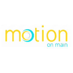 Motion on Main logo