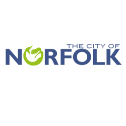Norfolk Fitness & Wellness Center logo