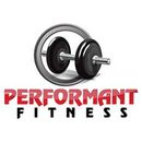 Performant Fitness logo