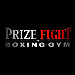 Prize Fighting Boxing and Fitness Club logo