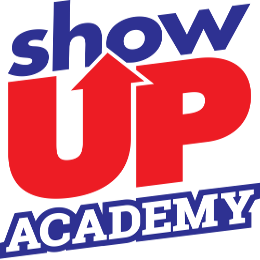 Show Up Personal Training Academy logo