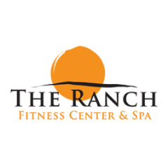 The Ranch Fitness Center & Spa logo