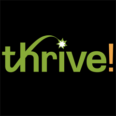 Thrive! Group Fitness & Wellness Studio logo