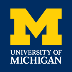 University of Michigan - Central Campus Recreation Building logo