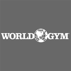World Gym Greece logo
